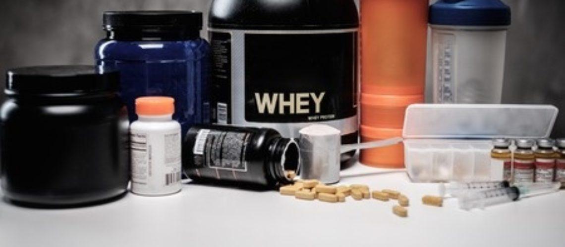 steroids + vitamins